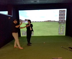 Lisa golf
